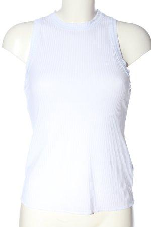 Asos Haut basique blanc style décontracté