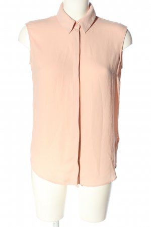 Asos ärmellose Bluse pink Casual-Look