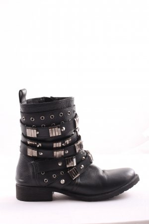 Asos Ankle Boots black casual look