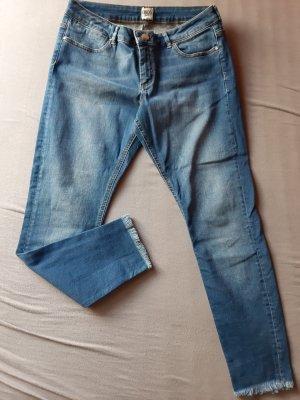 Asos Denim Jeans a 7/8 blu