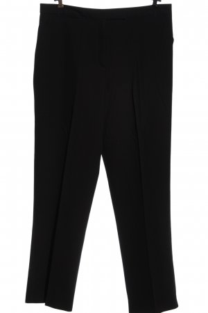 Asos Pantalon zwart casual uitstraling