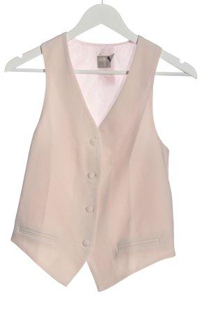Asos Gilet color carne-rosa elegante