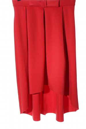 Asos Asymmetrische rok rood elegant