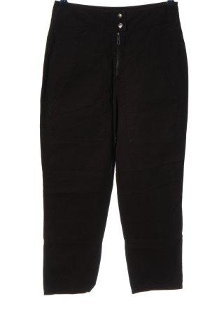 Asos Baggy Pants schwarz Casual-Look