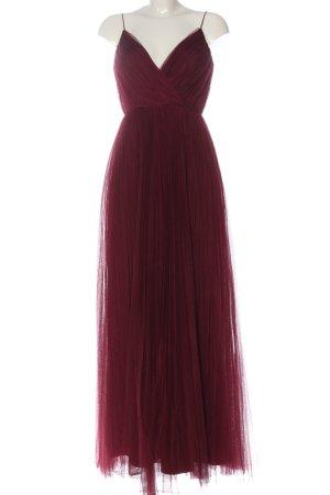 Asos Ball Dress red elegant