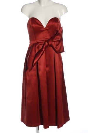 Asos Ballkleid rot Elegant