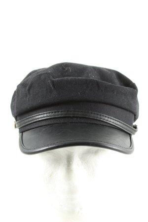 Asos Cappello da panettiere nero stile casual