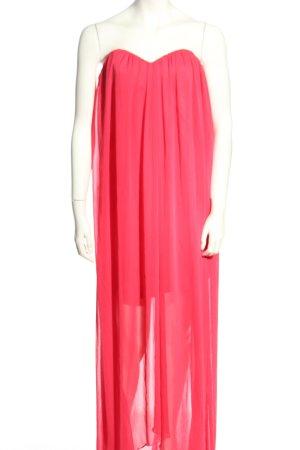 Asos Bandeaukleid pink Elegant