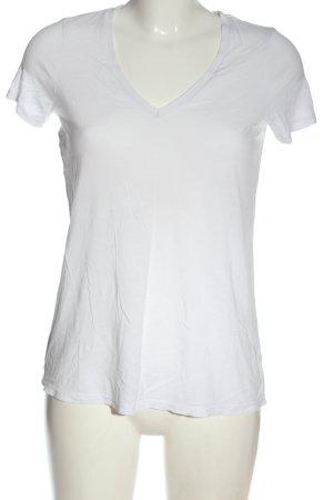 Asos Basic-Shirt weiß Elegant