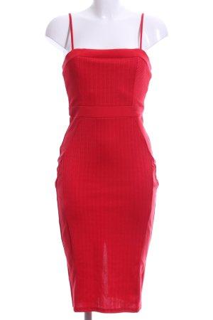 Asos Kokerjurk rood elegant