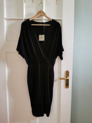 Asos Pencil Dress black cotton