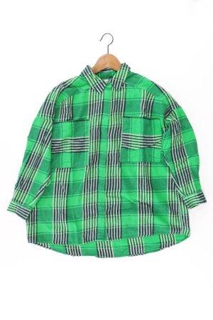Asos Bluse Größe 36 grün aus Baumwolle