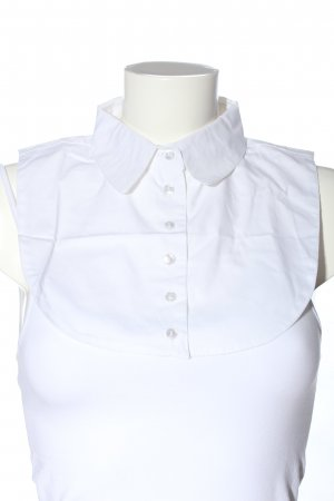 Asos Dickey (for blouse) white casual look