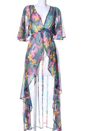 Asos Kimono stampa integrale stile casual