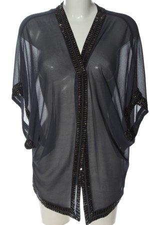 Asos Blouse Jacket black casual look