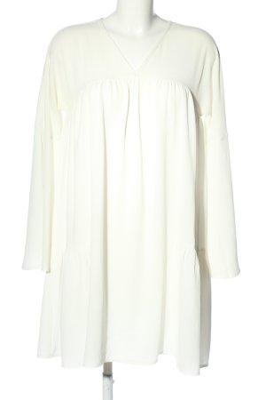 Asos Blusenkleid weiß Elegant