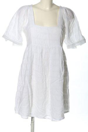 Asos Robe chemisier blanc style décontracté