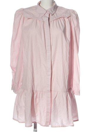 Asos Blusenkleid pink Casual-Look