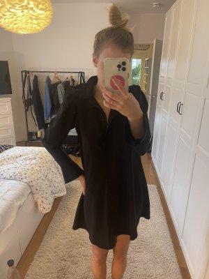 Asos Blusenkleid schwarz