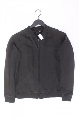 Asos Bomberjacke Größe 40 schwarz aus Baumwolle