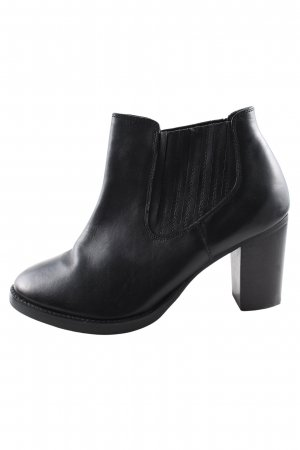 Asos Booties schwarz Casual-Look