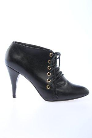 Asos Booties schwarz Elegant