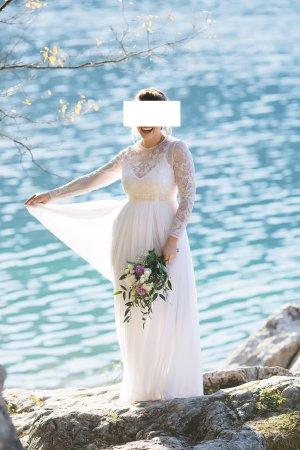 Asos Abito da sposa bianco
