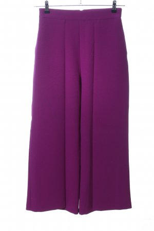 Asos Pleated Trousers lilac business style