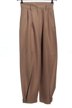 Asos Pantalón de pinza marrón look casual