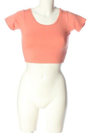 Asos Bustiertop pink Casual-Look