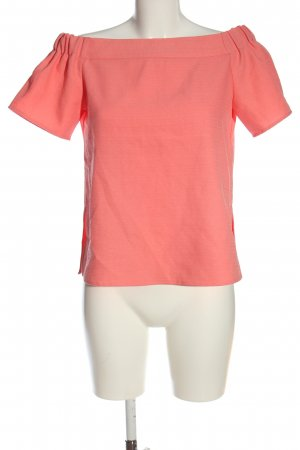 Asos Carmen-Bluse pink Casual-Look