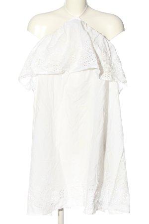 Asos Carmen Blouse white casual look