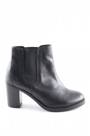 Asos Chelsea Boots schwarz Business-Look