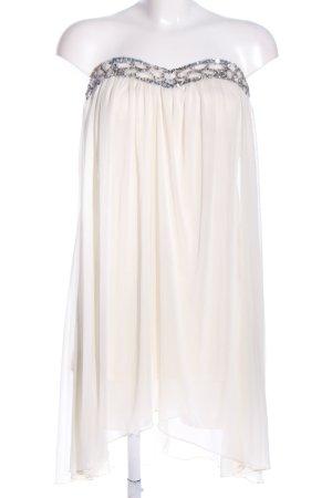 Asos Chiffon jurk wit elegant