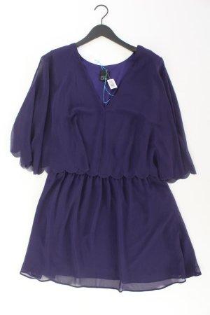 Asos Chiffon Dress lilac-mauve-purple-dark violet