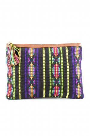 Asos Clutch grafisches Muster Casual-Look