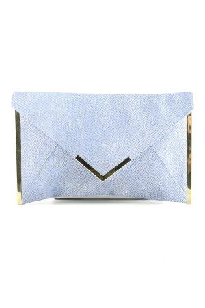 Asos Clutch blau Elegant