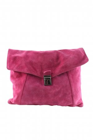 Asos Borsa clutch rosa stile casual