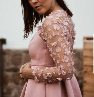 Asos Petticoat Dress dusky pink-pink