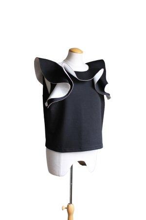Asos Contemporary Black Shirt