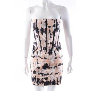 Asos Corsagenkleid Bandeu Kleid XS 34
