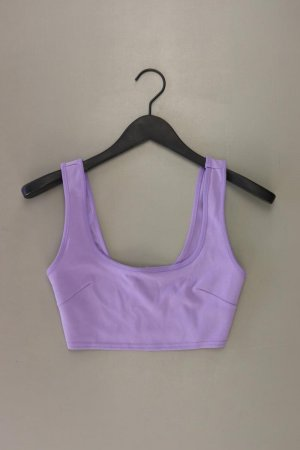 Asos Cropped top lila-mauve-paars-donkerpaars Polyester