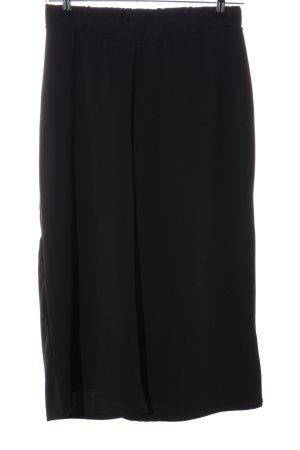 Asos Pantalone culotte nero stile casual
