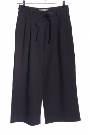 Asos Culottes schwarz Business-Look