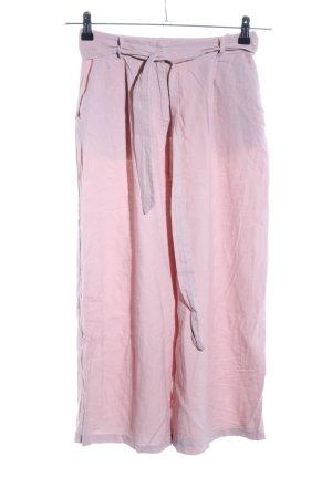 Asos Pantalone culotte rosa stile casual