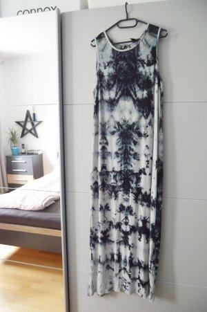 Asos Curve Langes Batik Kleid 46 48