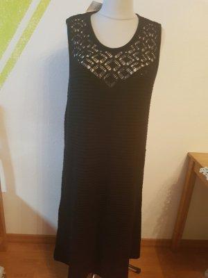 asos curve Gebreide jurk zwart