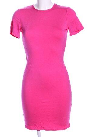 Asos Cut-Out-Kleid pink Casual-Look