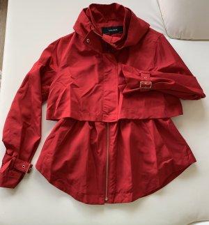 Zara Windbreaker red