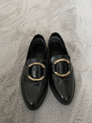 Asos Shoes Scarpa monk strap nero